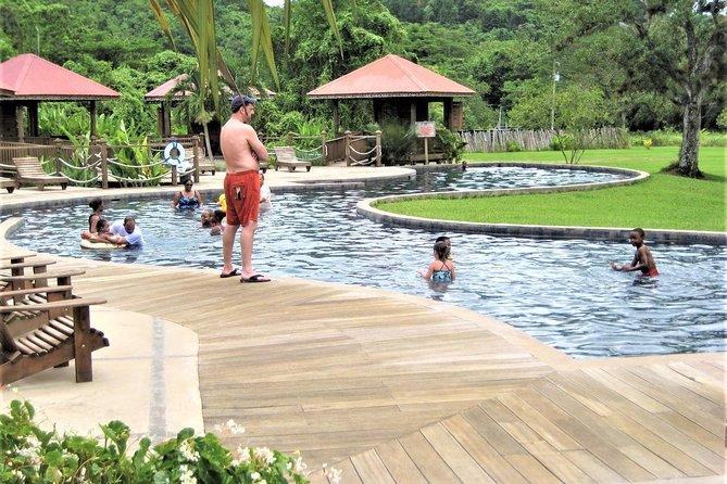 YS Falls plus Black River Safari from Falmouth, Montego Bay, JAMAICA