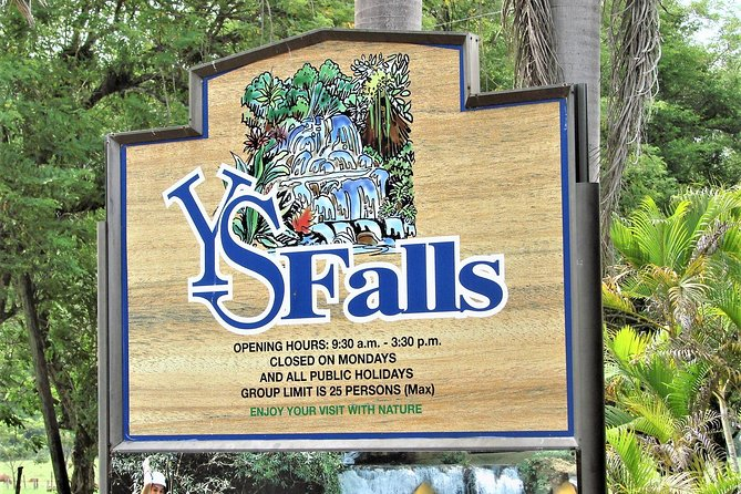 YS Falls plus Black River Safari from Negril, Negril, JAMAICA