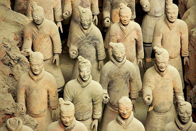 Private Terracotta Warriors and City Wall Day Tour, Sian, CHINA