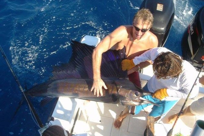 Half-Day Sport Fishing Tour from Flamingo Beach, Playa Flamingo, COSTA RICA