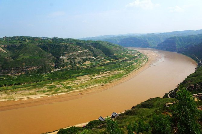 MÁS FOTOS, Zhengzhou Yellow River Scenic Spots Private Tour with Air Boating and Cable Car Ride
