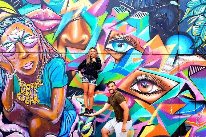 Comuna 13 Graffiti Tour By Locals, Medellin, COLOMBIA