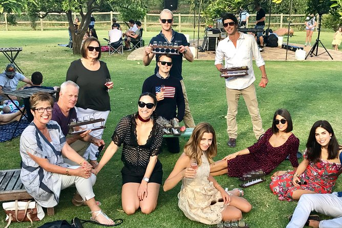 Small-Group Bickley Valley Wine Tour, Perth, AUSTRALIA