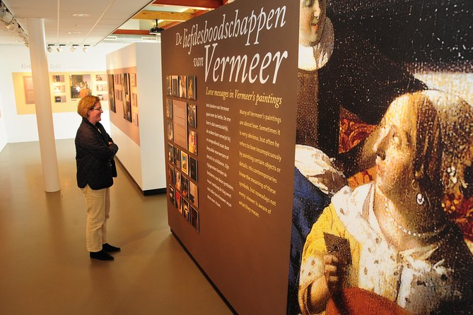 Skip the Line: Experience Johannes Vermeer Ticket, La Haya, HOLANDA