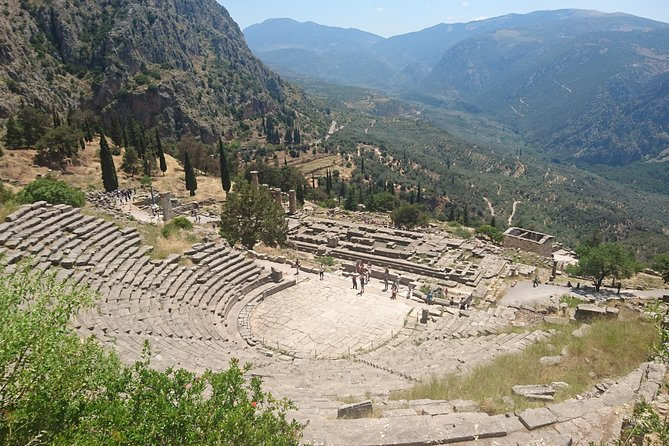 Visit the three most important archaeological sites from the Classical Greece period on this 3-day tour of Greece from Athens! Traveling with aprofessional licensedguide, passionate about Greek history, your tour includes excursions to Epidaurus, Olympia and Delphi, with overnight accommodation in your choice of 3- or 4-star hotels. See UNESCO World Heritage-listed monuments.