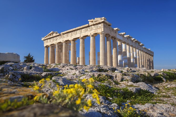 Combine the sights of modern Athens with sites of historical importance on a 3.5-hour morning or afternoon tour by luxury coach. With an expert guide on hand to explain all the top Athens attractions, the tour passes Constitution Square and Panathenaic Stadium — home of the first modern Olympic Games. Explore the Acropolis of Athens on foot, and discover famous monuments such as the Pantheon. If you're eager to see more, book the morning tour and upgrade to include an entrance ticket to Athens Acropolis Museum.