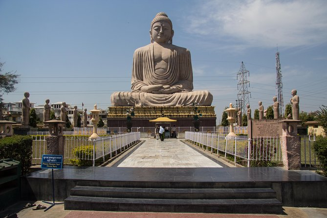 This private tour will begin with pickup from Patna airport and will end with drop off at Varanasi airport. Explore the Buddhist sites of Nalanda, Rajgir and Bodhgaya where Buddha achieved enlightenment while sitting under a bodhi tree. After attaining enlightenment at Bodh Gaya the Buddha went to Sarnath; and it was here he delivered his first sermon and set in motion the 'Wheel of the Dharma'. Varanasi the spiritual capital of India, and one of the oldest cities on earth, where you can see bathing and cremations by the sacred River Ganges.