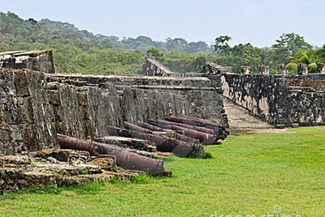 Panama Canal Train, Agua Clara Canal Lock Center & Colon Fort, Ciudad de Panama, PANAMA