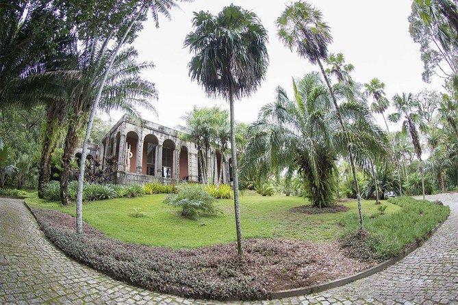 Excursão privada ao sítio Roberto Burle Marx, Rio de Janeiro, BRASIL