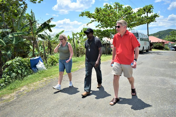 Private Day Trip to the Maroon Village Celebration from Falmouth, Trelawny, JAMAICA