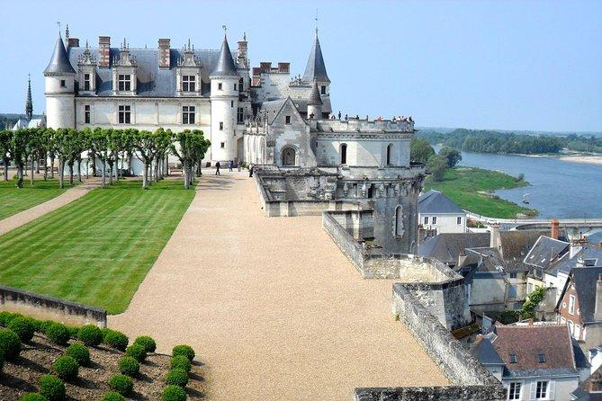 Loire Valley Castles Private Tour - Chambord, Chenonceaux, Amboise - VIP Service, ,