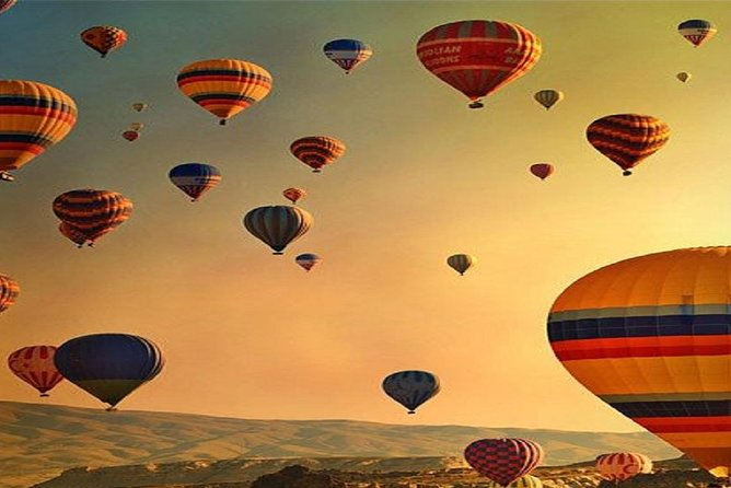 Pamukkale Hot Air Balloon Tours, ,