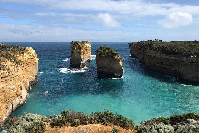 Recorrido con itinerario inverso por la Gran Carretera Oceánica, Melbourne, AUSTRALIA