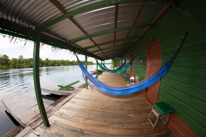 Taste of the Amazon Jungle 3D-2N- A Juma Floating Lodge, Manaus, BRASIL