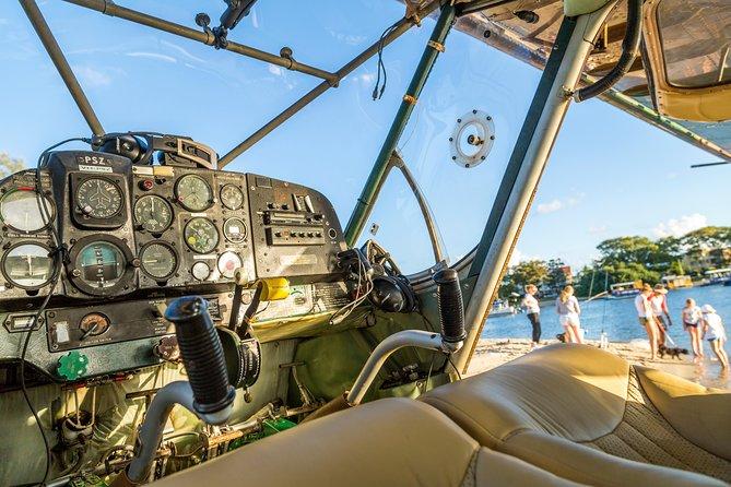 Deluxe Seaplane Tour Noosa to Australia Zoo Adventure for 2 with Photobook, Noosa y Sunshine Coast, AUSTRALIA