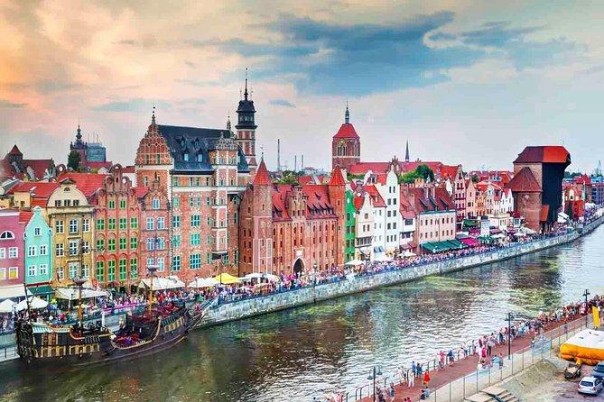 The Best Of Gdansk Walking Tour, Gdansk, POLONIA