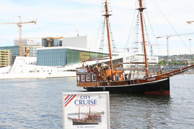 Minicrucero turístico Oslo a través del fiordo de Oslo, Oslo, NORUEGA