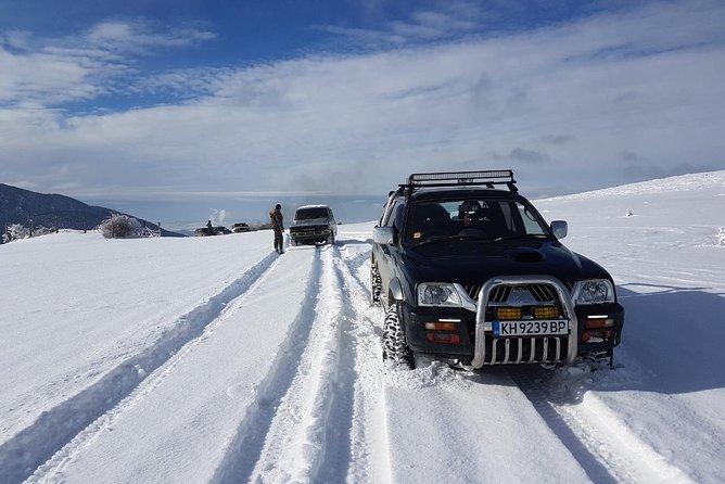 Tremendous Jeep Safari to the Seven Rila Lakes, Borovets, BULGARIA
