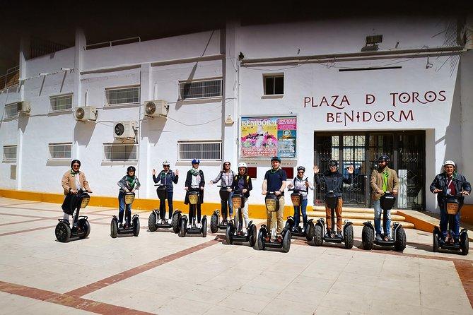 Excursión en segway por Benidorm con elección de la ruta., Benidorm, ESPAÑA