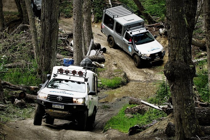 Full-Day Lakes Off-Road 4x4 Experience, Ushuaia, ARGENTINA