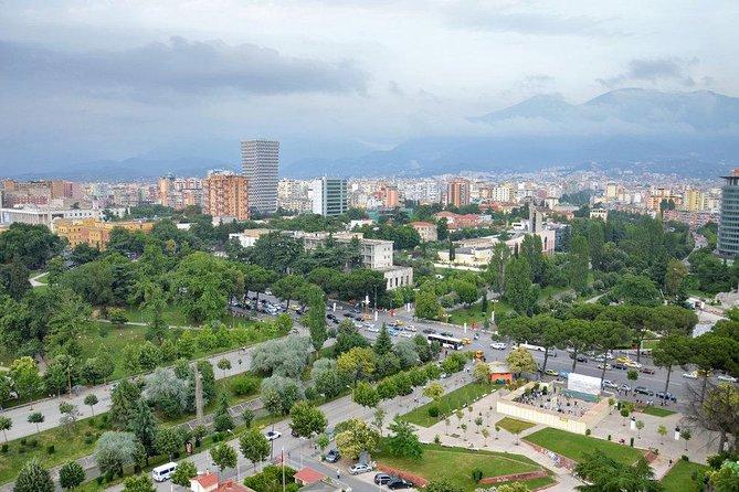 Panoramic City Tour Tirana, Tirana, ALBANIA