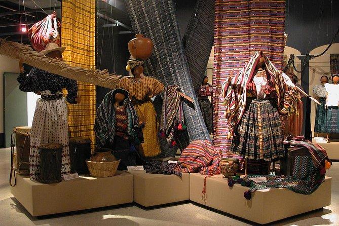 Guatemala City Archaeological and Textile Museum Tour, ciudad de Guatemala, GUATEMALA