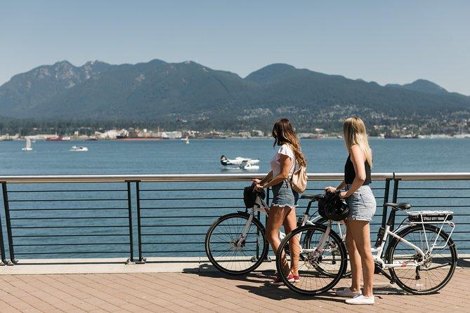 MAIS FOTOS, Excursão independente de bicicleta em Vancouver