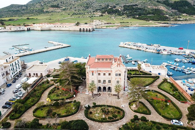 Transfer from Trapani Airport to Trapani City, ,