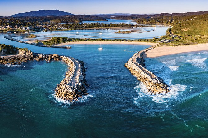 Narooma - E-Bike Hire 4 Hours Rental - (Over 12 years only), Batemans Bay, AUSTRALIA