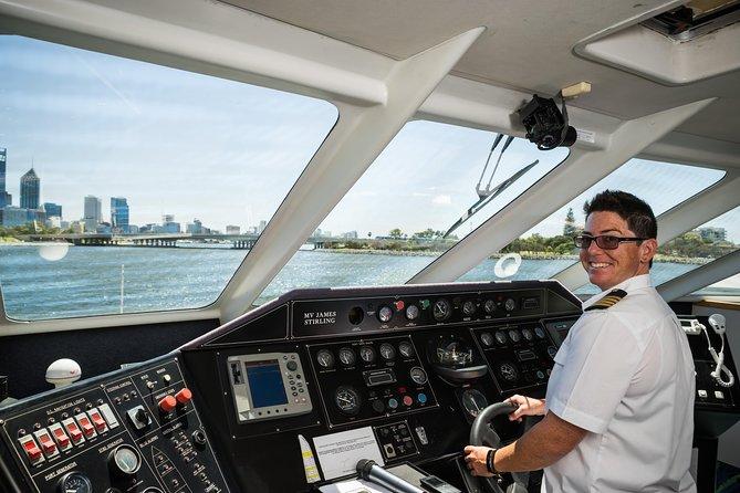Swan River Scenic Cruise, Perth, AUSTRALIA