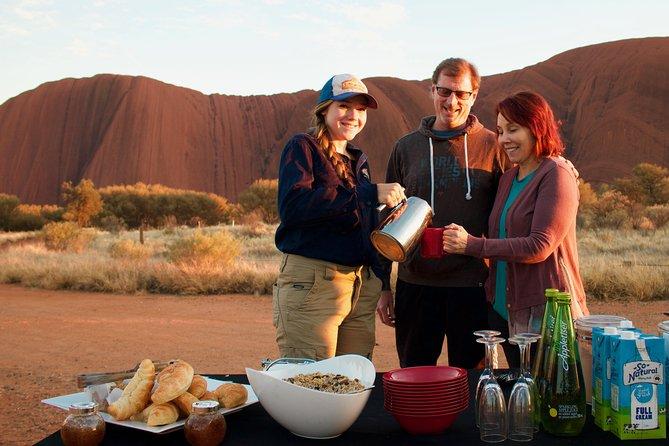 Ayers Rock Uluru Sunrise and Segway, Ayers Rock, AUSTRALIA