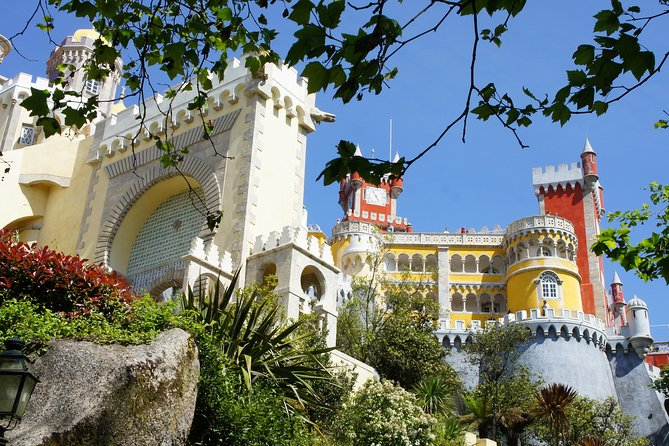 Exploring Sintra and Seaside - Full Day Tour, Cascais, PORTUGAL