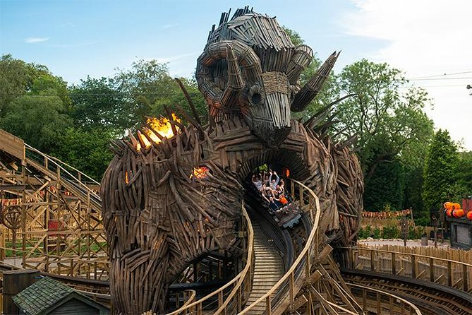 The UK's Number 1 Theme Park based in Staffordshire England.<br><br>The theme park appeals to all age groups with attractions that appeal to the younger age group right up to world first roller coasters that attract the older age groups