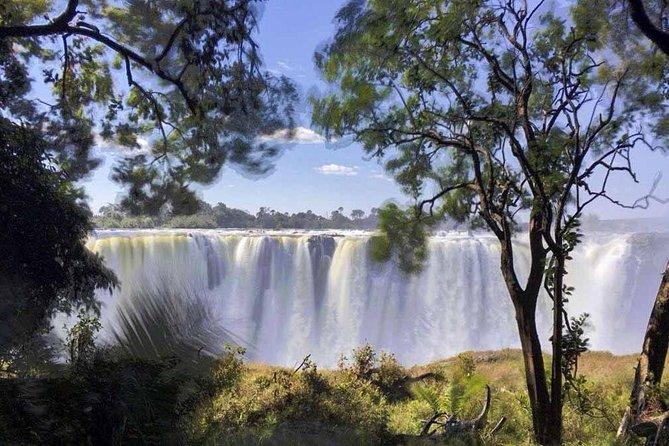 Half Day Livingstone City, Museum and Victoria Falls Tour, Cataratas Victoria, ZIMBABUE