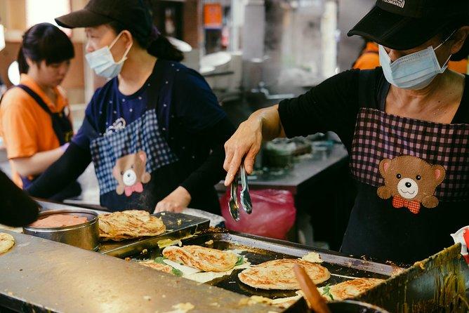 Taipei Food Tour, Taipei, TAIWAN