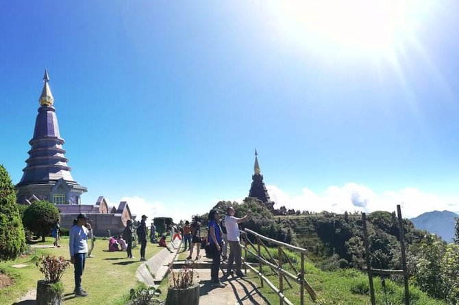 Doi Inthanon National Park-<br>* The best area and the highest point of Thailand 2,565 meter above sea level <br><br>that you will see view of the whole Chiang Mai.<br>* Visit 3 waterfalls and Hmong Hilltribe market<br>* Visit Coffee Plantation in the mountain<br>* Trekking pass Rice fields<br>* Meet and talk with local village people<br>* We love what we do and we do what we love!!!<br>