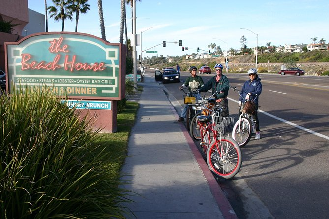 Electric Bike & Train Coastal Tour, Carlsbad, CA, ESTADOS UNIDOS