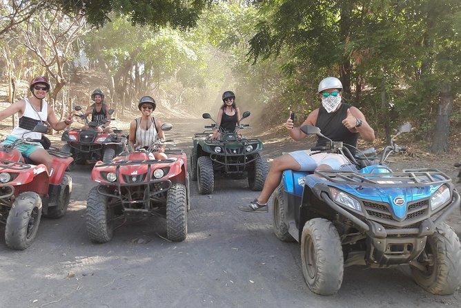 ATV'S for rent, Ometepe, NICARÁGUA