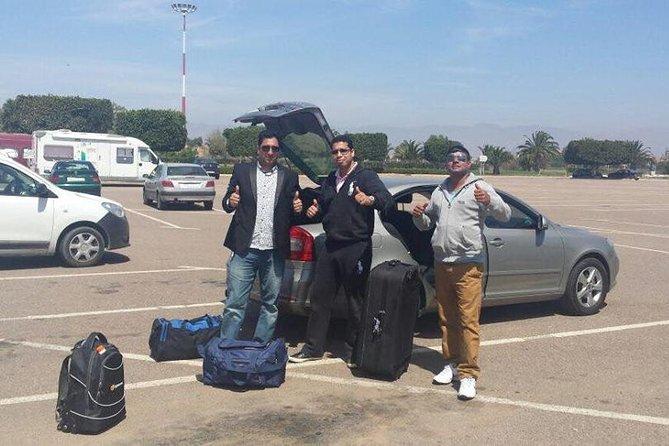 Transfer from Agadir to Laayoune, Agadir, Morocco