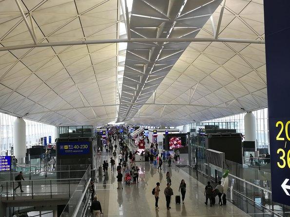 Traslado compartido de salida de Hong Kong: Hoteles al aeropuerto, Hong Kong, CHINA