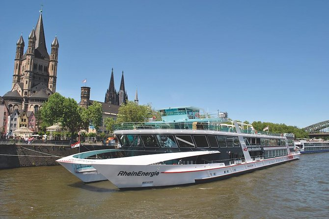 Cologne All-inclusive Evening Cruise, Colonia, ALEMANIA