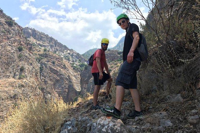 Hiking Butterfly Vally in Fethiye, Turkey, Fethiye, TURQUIA