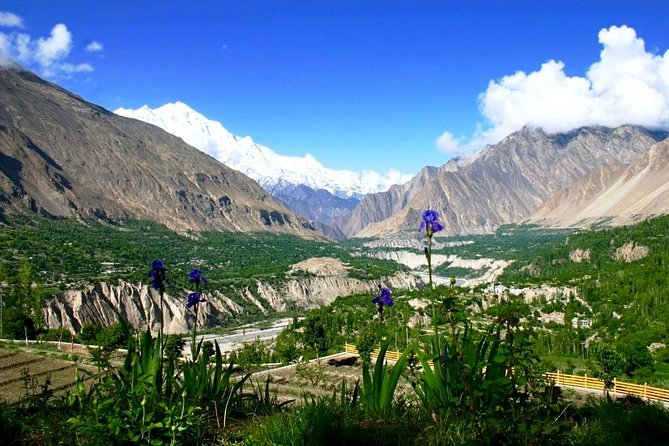 See The Altit and Unesco Listed Baltit Forts of the Hunza valley Pakistan<br><br>See Medieval Forts Hidden Among Pakistan's Towering Mountains.<br><br>Trek on the Black Glacier beneath the beautiful Karakoram Peaks<br><br>Camping at Fairy Meadow, Right under Nanga Parbat.<br><br>See The Altit and Baltit Forts of the Hunza valley Pakistan<br><br>Sneaky view of Nanga Parbat (8126m) and Rakaposhi (7788m) from KKH.
