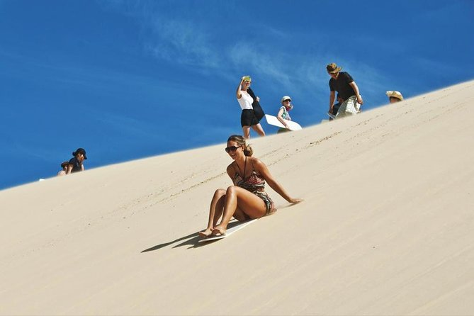 This tour is perfect for a people how wants to have a desert safari experience and not to miss the swim in the Arabian sea water,