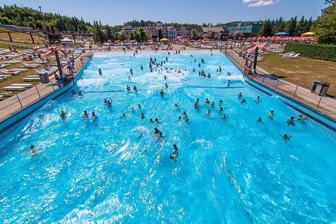 Skip the Line: Waterpark - Village Vacances Valcartier Ticket, Quebec, CANADA