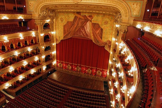 Colon Theater - Guided Tour, Buenos Aires, ARGENTINA