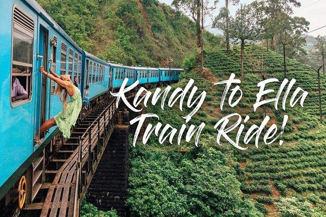 Scenic Train Ride to Ella with Kandy City Tour, Kandy, Sri Lanka