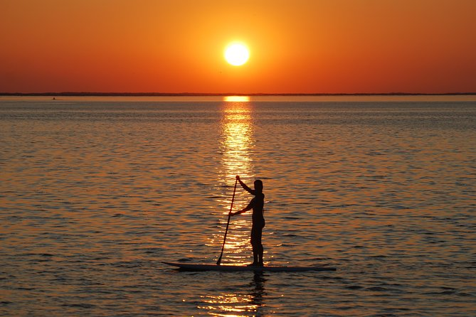 Learn to paddleboard under a gorgeous Delaware Bay sunset with thispaddleboardexcursion! Enjoy a warm evening on the water and test your sea legs as your local guide leads you around the bay.
