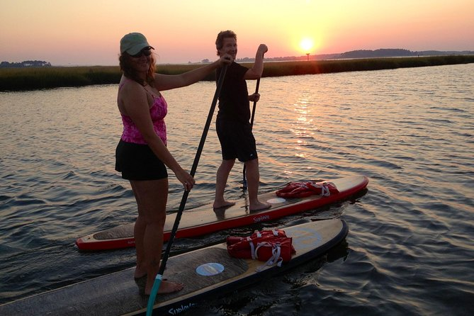 This sunset excursion is the perfectwarm weatheractivity! Great for beginners, this tourtakes place on the calm waters of Rehoboth Bay. Enjoy the setting sun as you paddle leisurely across the waters. The address is 135 Dagsworthy Street, Dewey Beach. Parking is free Monday, Tuesday, Wednesday after 5 p.m.