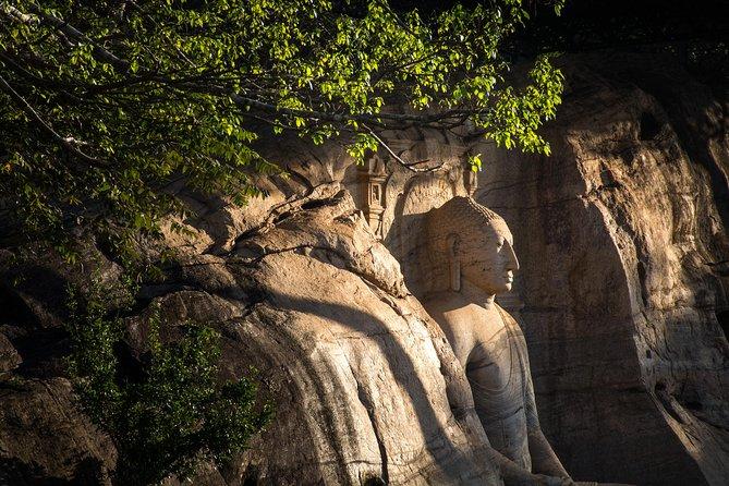 Polonnaruwa Kingdom and Wild Elephant Safari from Kandy (Private Day Tour), Kandy, Sri Lanka